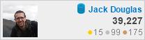 profile for Jack Douglas at Database Administrators